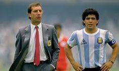 Mexico 1986 Con Bilardo