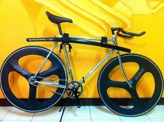 RH+O Ninja bike