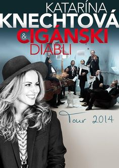 Katarína Knechtová a Cigánski Diabli Tours, Movies, Movie Posters, Films, Film Poster, Cinema, Movie, Film, Movie Quotes