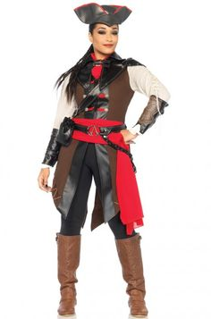 Assassin's Creed Aveline Adult Costume #assassinscreed #Halloween #costumes #cosplay #gamers