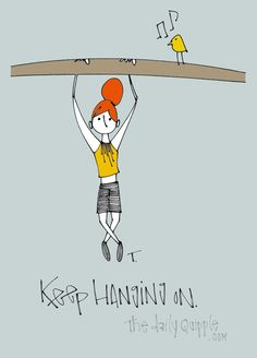 Don't Let Go! | The Daily Quipple