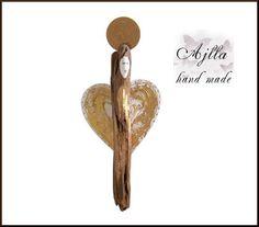 anioły ręcznie robione z drewna - Szukaj w Google