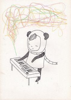 panda keys