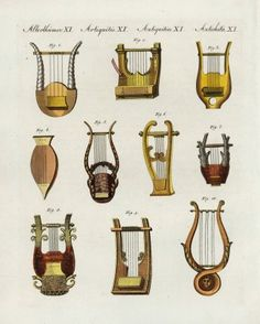 Ancient Greek and Roman musical instruments