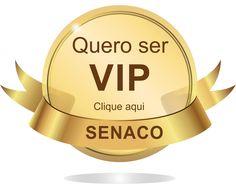SENACO 2015 - O Acesso VIP ao Segundo Seminário Nacional de Concurseiros é uma área de membros com as gravações de todas as palestras do evento que vão ao ar de 23/02 28/02/2015, certificado de participação e acesso à uma comunidade fechada no Facebook.