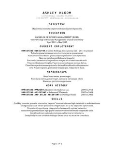 Resume Template Google Doc Free Templates From Hloom Httpwwwhloomdownload
