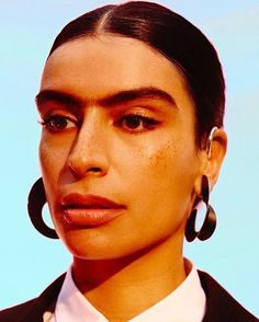 "8,476 Likes, 161 Comments - SEVDALIZA (@sevdaliza_) on Instagram: ""Interview Magazine, June 2017, on stands now. shot by @simon.eeles styled by @karenclarkson mua…"""