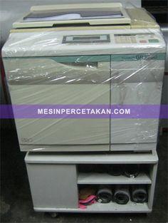 Daftar Harga Mesin RISOGRAPH | Riso GR-3750 A3: bisnis percetakan, foto copy, jual risograph, riso, riso gr3750, risograph, mesin cetak riso, harga mesin, harga riso
