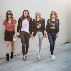 CHIC AT EVERY AGE AND GRAPHIC TEES on the blog today. See how each one of us styled ours. http://liketk.it/2qJES #liketkit @liketoknow.it #LTKStyleTip #LTKUnder100  Screenshot or 'like' this pic to shop the product details from the new LIKEtoKNOW.it app, available now from the App Store! #LTKUnder50