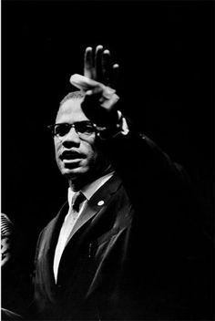 Malcolm X, Chicago, 1963