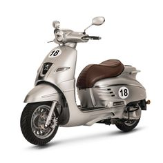 Power boost for Peugeot Django scooter - http://motorcycleindustry.co.uk/power-boost-peugeot-django-scooter/ - Peugeot