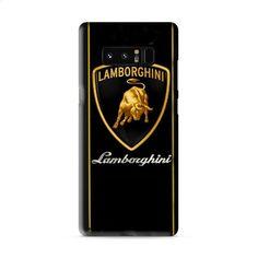LAMBORGHINI EMBLEM LOGO Samsung Galaxy Note 5 3D Case Caseperson