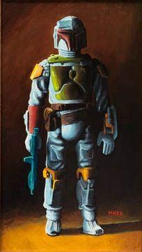 The Star Wars Art of Mats Gunnarsson