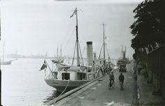 Langeliniekajen 1930