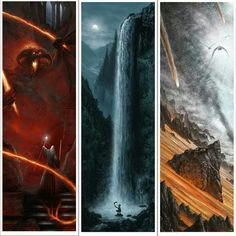 I love good LOTR art.