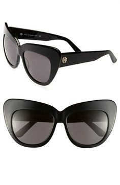 House of Harlow 1960 'Chelsea' 56mm Sunglasses available at #Nordstrom