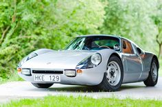 Car Porn: An Electrically Cool 1964 Porsche 904 GTS. Lusting for this bad boy.