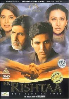 Ek Rishtaa The Bond of Love 2001 Bollywood Hindi Movies 720p HDRip Watch Online Free Download Here