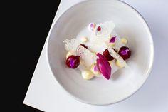 Dessert at Alma Restaurant - Los Angeles ©Alicia Cho