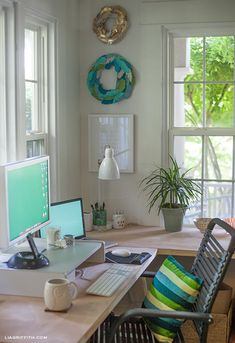 My Home Tour: Office and Studio (part 1)