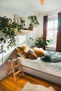 Fantastic Bohemian Bedroom Designs and Decor - interior inspiratio . Fantastic Bohemian Bedroom Designs and Decor - interior inspiratio . Bedroom Apartment, Home Bedroom, Room Decor Bedroom, Modern Bedroom, Bedroom Ideas, Contemporary Bedroom, Bed Room, Master Bedroom, Bedroom Designs
