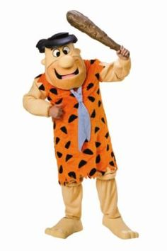 This is the The Flintstones - Fred Flintstone Mascot Adult Costume at a cheap price. This costume which is 'The Flintstones - Fred Flintstone Mascot Adult.