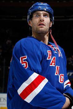 Dan Girardi #5 New York Rangers