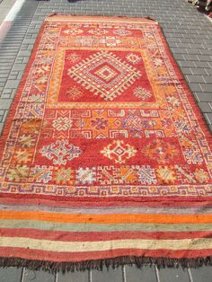 antique rug, ive always wanted one
