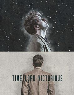 "i'm burning up a sun, ""That's who I am. A Time Lord victorious."""