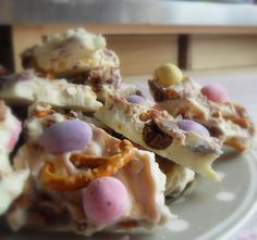 Sweet and Salty Easter Barkfrom The English Kitchen