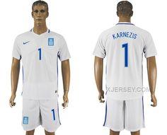 http://www.xjersey.com/201617-greece-1-karnezis-home-soccer-jersey.html 2016-17 GREECE 1 KARNEZIS HOME SOCCER JERSEY Only $35.00 , Free Shipping!