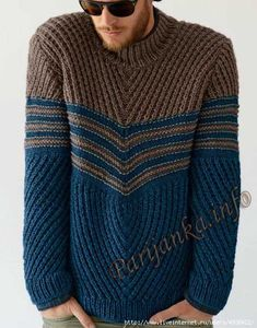 кофты,пуловеры-спицами | Записи в рубрике кофты,пуловеры-спицами | raupe_nimmersat : LiveInternet - Российский Сервис Онлайн-Дневников