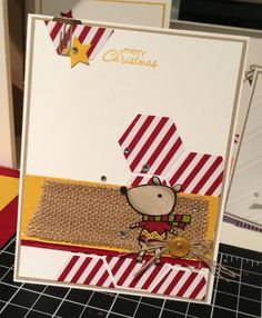 Colour Me Christmas Stampin' Up! www.stampwithheather.ca
