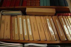 Biblioteca de @Eponiatowska con información del terremoto del 85