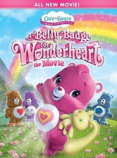 Care Bears: A Belly Badge for Wonderheart [DVD] [2013]