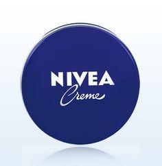 Glück zum Eincremen. #nivea