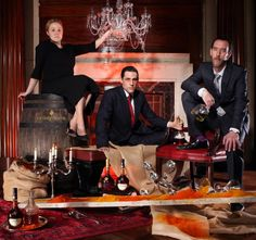 Event: The Courvoisier Institute of Grand Cocktails