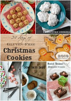 24 Days of Gluten-Free Christmas Cookie Recipes {2013} | BoulderLocavore.com
