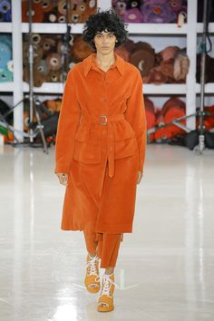 Sies Marjan | Ready-to-Wear - Spring 2018 | Look 22 /RECONTEXTUALIZE3/NEW CLASSICS/AVANTAGARDE/COLOURS18