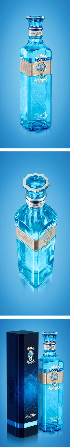 Bombay Sapphire Distillery, Laverstoke Mill Limited Edition Bottle
