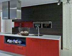 Meuble De Cuisine Avec Luminaires De Tiroir Moderniser Sa - Idee deco cuisine pas cher pour idees de deco de cuisine