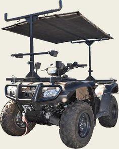 Gear Gator ATV Rack