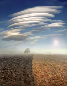 Mind-Blowing Cloud Formations You Probably Haven't Seen Before | Bored Panda