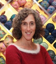 """Patty Lyons is teaching a class at Vogue Knitting LIVE Seattle 2014 (March 14-16)! Check out her class schedule, including """"Short Row Magic"""" at www.vogueknittinglive.com/ehome/66411/classes/."""