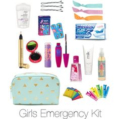 middle school locker emergency kit