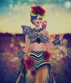 Traje Típico Miss Colombia Carnival Costumes, Dance Costumes, Miss Universe Costumes, Recycled Costumes, Miss Colombia, Dance Boots, Diy Fashion, Couture Fashion, Fashion Show Themes