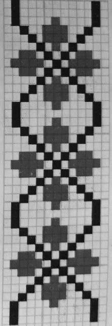 Beaded jewellery making Cross Stitch Numbers, Cross Stitch Borders, Cross Stitch Designs, Cross Stitching, Cross Stitch Patterns, Baby Boy Knitting Patterns, Knitting Charts, Bead Loom Patterns, Beading Patterns