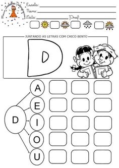 03-alfabetiza%C3%A7%C3%A3o-letra+d+juntando+as+letras+com+chico+bento.jpg (453×640)