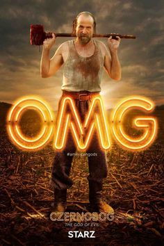 OMG, Would You Look at These New AMERICAN GODS Posters   Nerdist