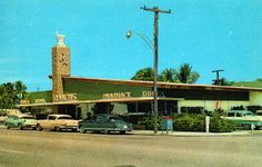I knew the owner and I worked there in the Even though it was in WPB there were celebrities in there almost daily Palm Beach County, West Palm Beach, Old Florida, Historical Photos, Ranch, Nostalgia, Old Things, Drug Store, Building
